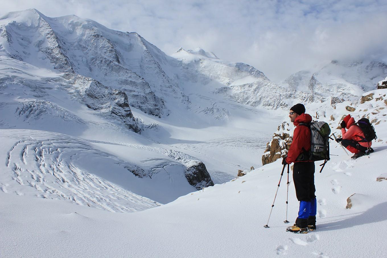 Pers Glacier, Engadin (2012)