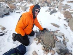 Antarctic micrometeorites