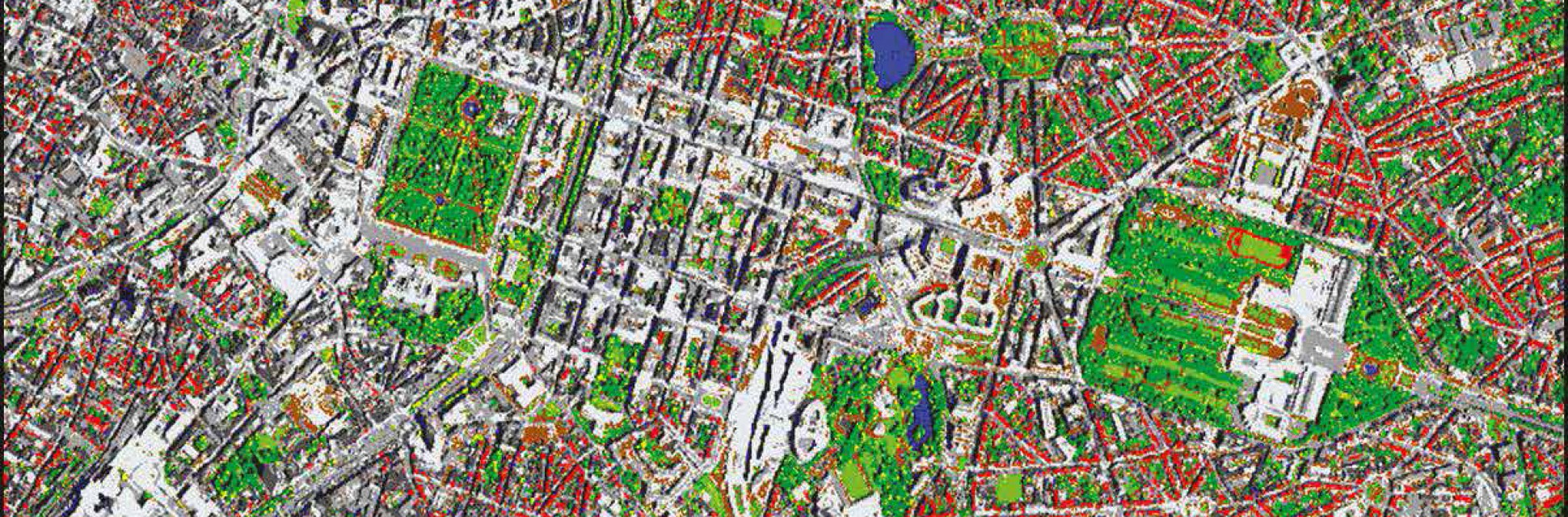 Master of Science in Geography | Vrije Universiteit Brussel